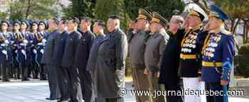 Kim Jong Un rend hommage aux soldats chinois décédés lors de la guerre de Corée