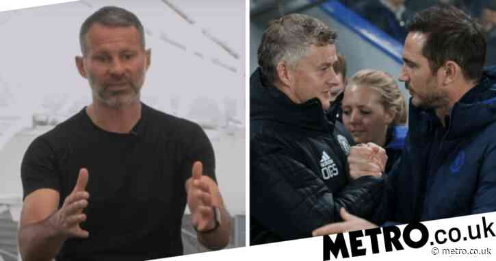 Ryan Giggs rates Manchester United's chances against Chelsea and identifies major 'problem' for Ole Gunnar Solskjaer