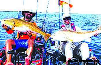 Kayak Redfish Championship launches from OB Nov. 6 - Mulletwrapper