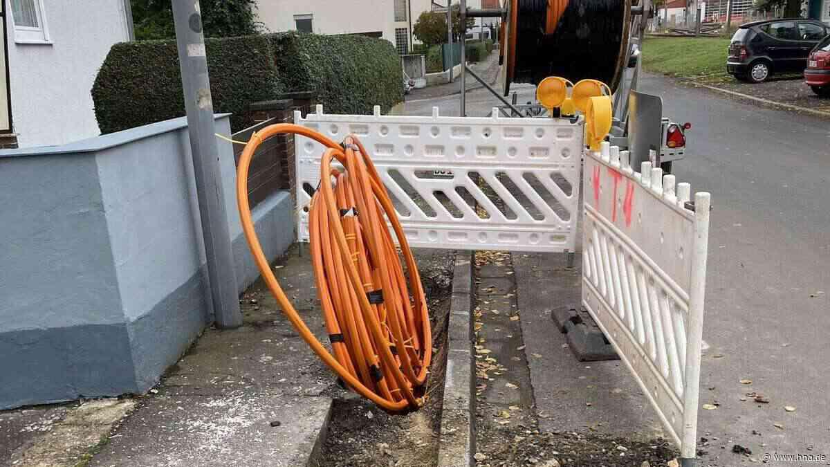 Glasfaserausbau in Baunatal läuft – Schnelles Netz kommt bis Ende 2021 - HNA.de