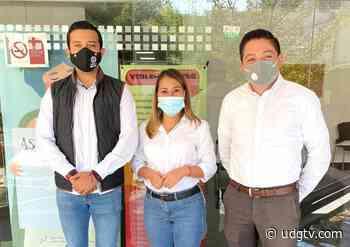 """Arrancará el proyecto el """"Barrios de Paz"""" en Sayula - UDG TV"""