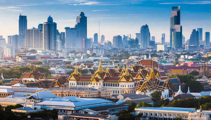 UK and Thailand team up to create smarter cities