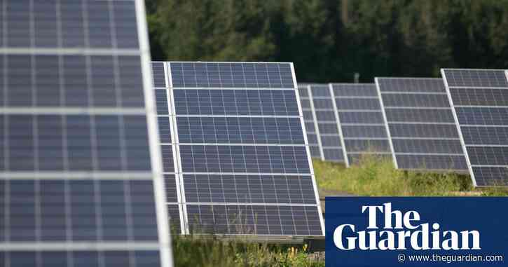 Aggressive push to 100% renewable energy could save Americans billions – study