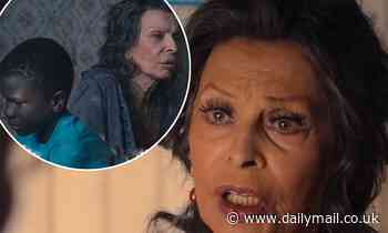 Sophia Loren, 86, returns to the big screen in emotional trailer for Netflix drama The Life Ahead