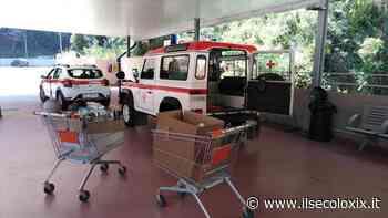 Arenzano, la Croce Rossa riattiva il servizio di consegna spesa e medicine a domicilio - Il Secolo XIX