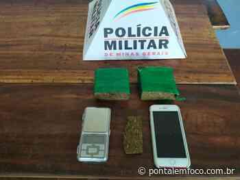 Menor é apreendido acusado de traficar drogas em Campina Verde - Pontal Emfoco