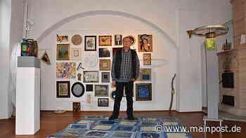 Karl Grunwald stellt seine Werke in Eschenau vor - Main-Post