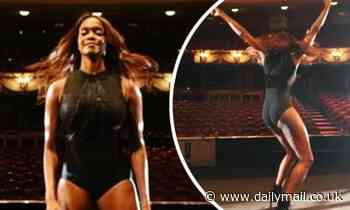 Oti Mabuse releases new powerful trailer for her first solo dance tour I Am Here
