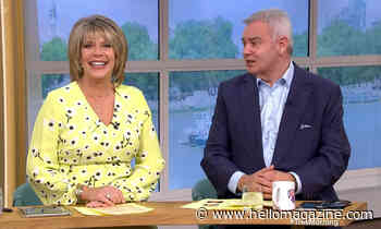 Eamonn Holmes's fans react to hilarious new photo with Ruth Langsford