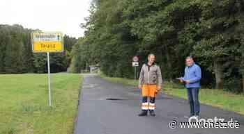 Teunz investiert über 100 000 Euro für bessere Straßen - Onetz.de