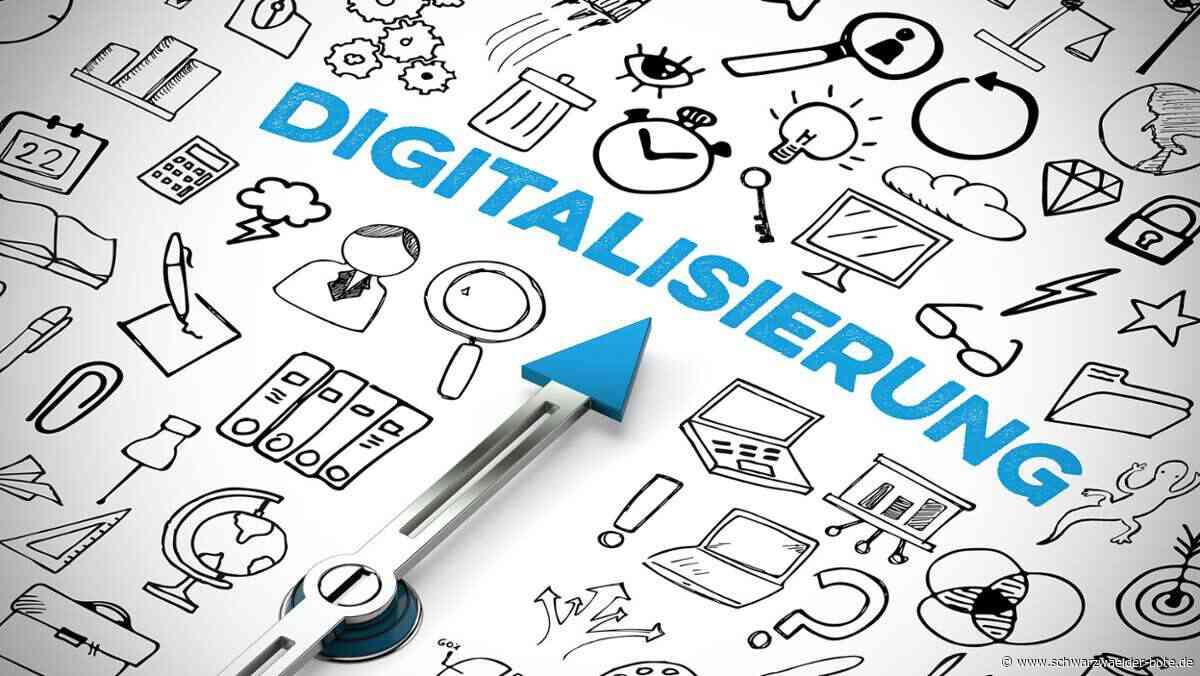Albstadt: Digitalisierung ist kein Schnellschuss - Albstadt - Schwarzwälder Bote