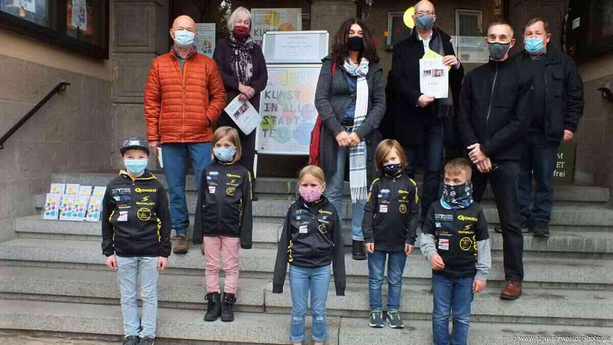 Albstadt: 650 Euro für den Nachwuchs - Albstadt - Schwarzwälder Bote