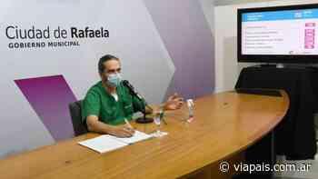 Rafaela sumó 122 casos de coronavirus y los muertos ya suman 35 desde marzo - Vía País