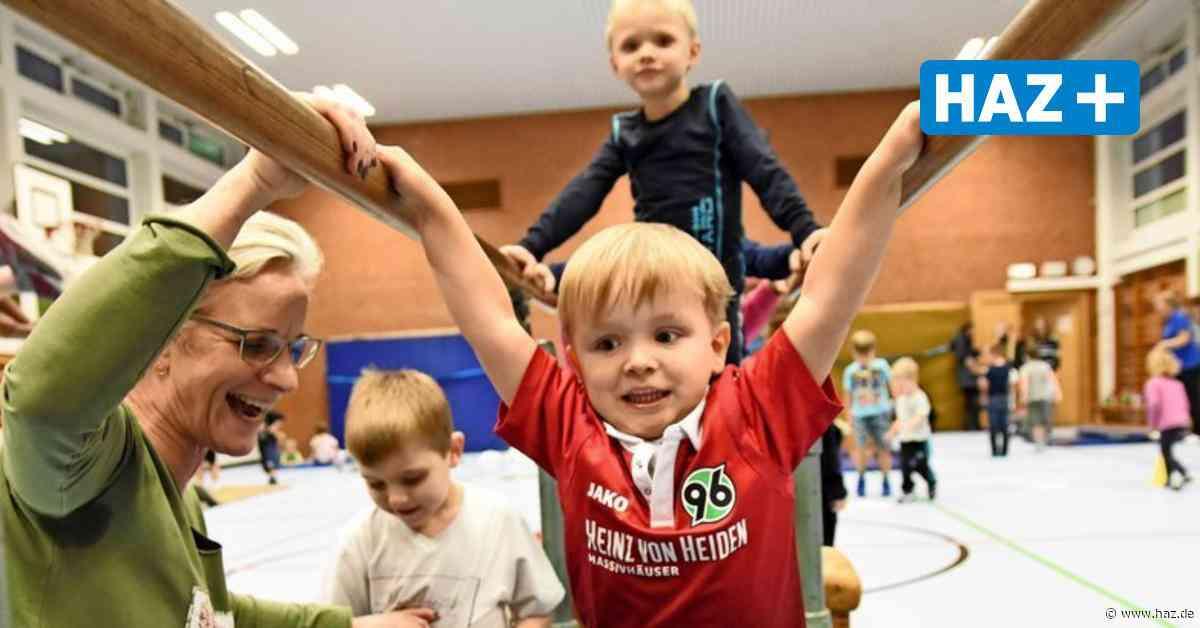 Kinderturnen in Burgwedel: TSG setzt jetzt auf Onlineanmeldung - Hannoversche Allgemeine