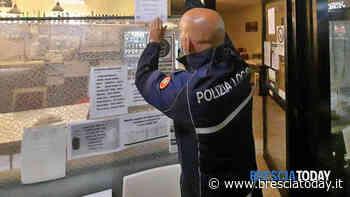 Clienti ammassati e senza mascherina, bar chiuso dalla polizia - BresciaToday