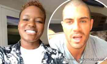 Strictly's Nicola Adams and Max George cash in on BBC fame by charging fans £190 for video greetings