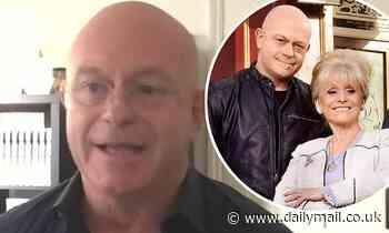Ross Kemp reveals EastEnders co-star Barbara Windsor recognised him on FaceTime
