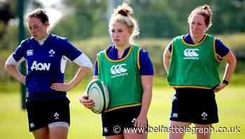 Ulster duo set for Ireland debuts as Women's Six Nations returns