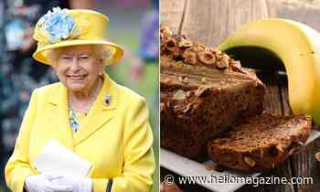 The Queen's posh banana bread recipe revealed – see the secret ingredients