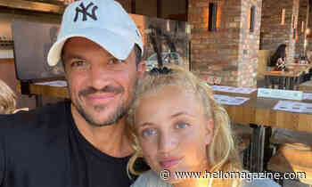 Peter Andre over the moon with daughter Princess's new achievement!