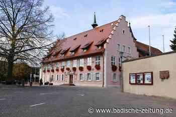 Alle Veranstaltungen in städtischen Räumen werden abgesagt - Breisach - Badische Zeitung