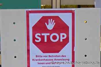 Helios-Kliniken in Breisach, Müllheim und Titisee-Neustadt führen Besuchstopp ein - Kreis Breisgau-Hochschwarzwald - Badische Zeitung