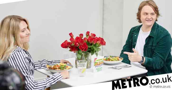 Lewis Capaldi seduces blind date with his 'bang on average genitalia'