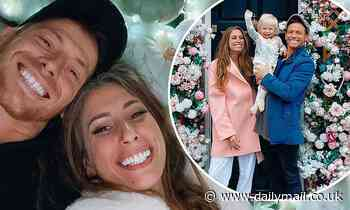 Joe Swash blames lockdown for delaying his marriage proposal to Stacey Solomon