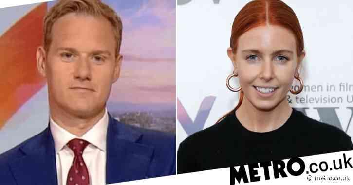BBC Breakfast's Dan Walker slams 'pubes' attacking Stacey Dooley over TV show