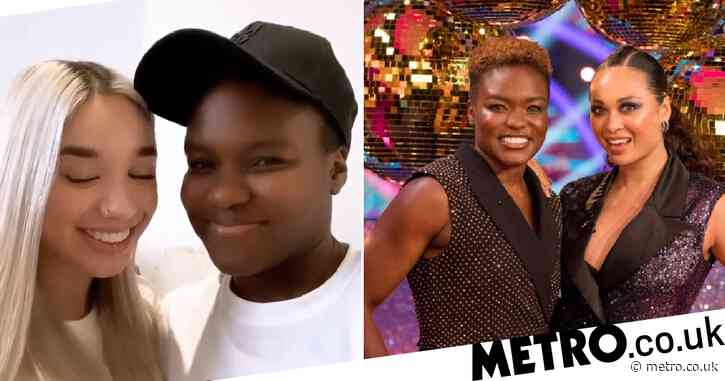Strictly Come Dancing's Nicola Adams 'too tired' for sex with girlfriend thanks to rehearsals