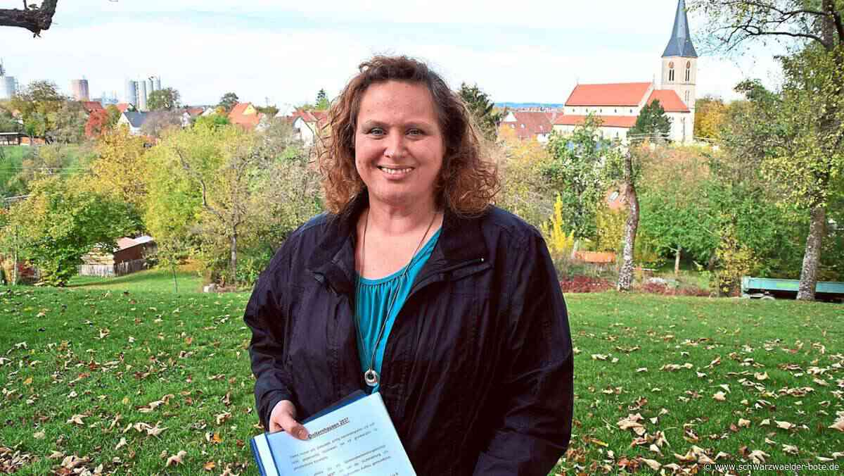 Dotternhausen: Entwicklungsplan 2037 dient als roter Faden - Dotternhausen - Schwarzwälder Bote