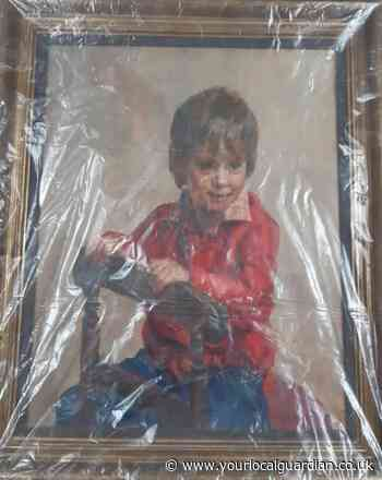 Appeal to find owners of stolen paintings and diamond ring