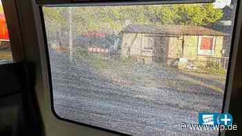Schuss auf Zug in Marsberg: Der Täter wird nicht bestraft - WP News