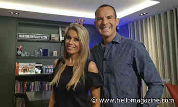 Martin Lewis reveals wife Lara's 'ridiculously cool' new gadget