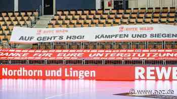 Nordhorn-Lingen: Nächstes Heimspiel ohne Zuschauer - noz.de - Neue Osnabrücker Zeitung