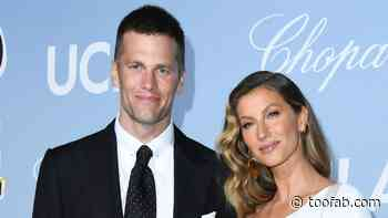 Tom Brady Dishes on Pre-Game Sex with Gisele Bundchen - TooFab