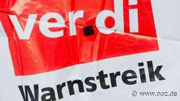 Verdi ruft in Haren am Mittwoch zur Streikaktion auf - NOZ