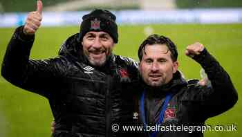 'The players looked at us as if we were aliens': How Dundalk's Italian coaches Filippo Giovagnoli and Giuseppe Rossi turned ridicule into Europa League success