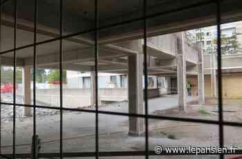 «C'était devenu glauque» : à Garches, la fin du centre commercial entre les barres d'immeuble - Le Parisien