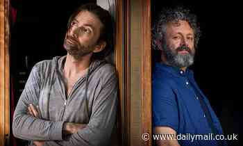 David Tennant and Michael Sheen will return with a second series of Staged as BBC share first-look