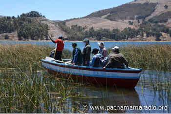 Pescadores artesanales de Atuncolla (Puno) dejarían sus actividades extractivas - Pachamama radio 850 AM