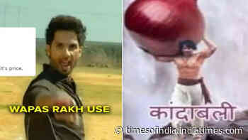 Onion price hike: Netizens kickstart meme-fest with Bollywood twist