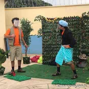 Região: Elias Fausto recebe projeto que leva peça de teatro para as ruas da cidade - Campinas.com.br