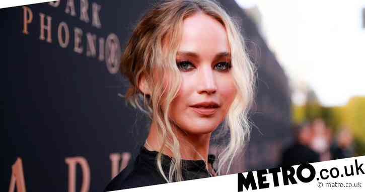 Jennifer Lawrence reveals she grew up 'a little Republican' but 'doesn't give a f**k' about President Trump