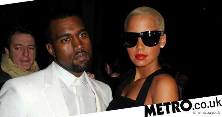 Amber Rose swipes back at Kanye West for 'slut-shaming' her with '30 showers' diss in public spat