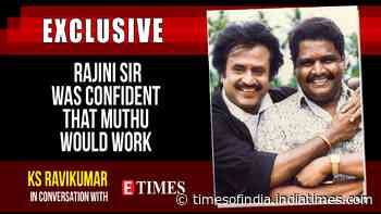#25YearsOfMuthu: The film that made Rajinikanth the Dancing Maharaja
