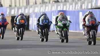 Arenas y Bastianini, a defender liderato de Moto3 y Moto2 en Teruel - Mundo Deportivo