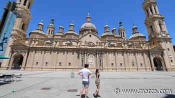 Aragón confina perimetralmente las ciudades de Zaragoza, Huesca y Teruel - MARCA.com