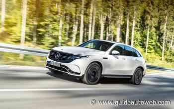 Le Mercedes EQC arrivera après la berline EQS