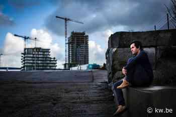 Metjoeww uit Veurne lanceert zijn eerste single digitaal - Krant van Westvlaanderen